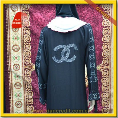 2013 Beautiful ladies abaya NPZ-110