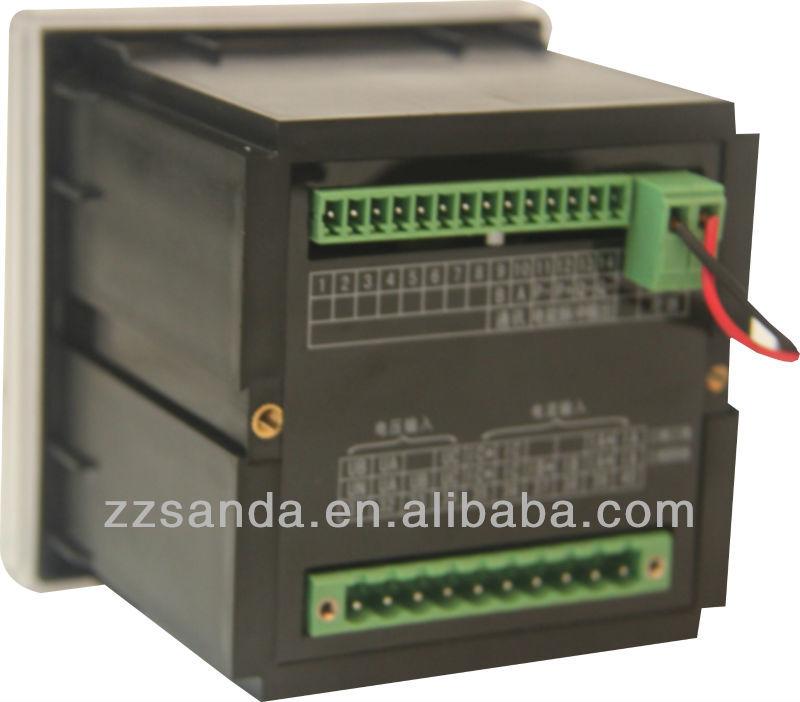 Generator Wattage Meter : Wholesale price generator panel watt meter digital power