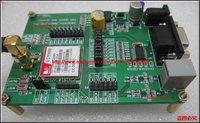 GPRS gsm sim900 Совет, легко быть контролируется mcu