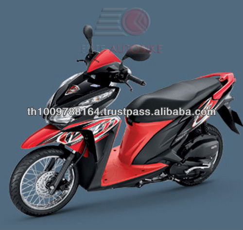 Click 125 Good Quality 125cc Pedal Motorcycle Mini Motorcycle