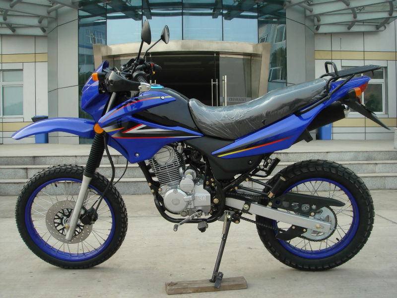 200cc Chongqing Wholesale Dirt Bike Motorcycle