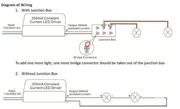 3w 12v Surface Mounted Led Cabinet Light