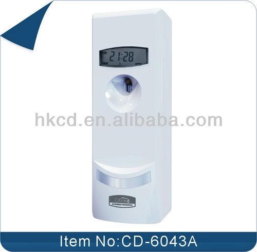 High quality digital LCD automatic air freshener dispenser CD-6043B