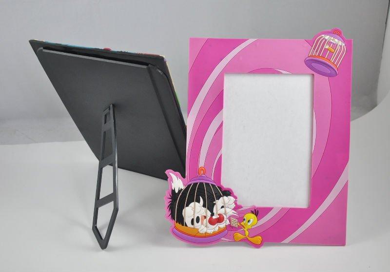 Beautiful Souvenir Business gift - soft pvc 3d photo frame