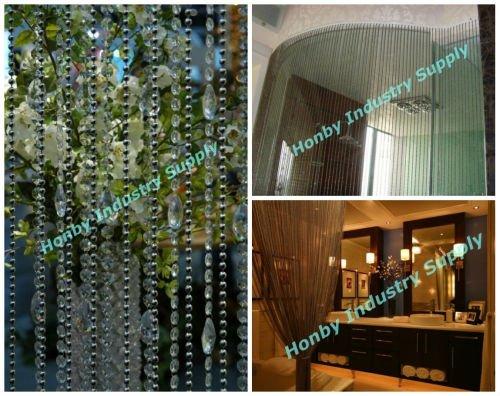 2012 공상 디자인 금속 구슬 샤워 커튼-샤워 커튼 -상품 ID:625349050 ...