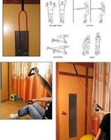 Пружинный эспандер sports, Resistance Bands, Fitness, hand grippers.resistance tube exercises.75lbs