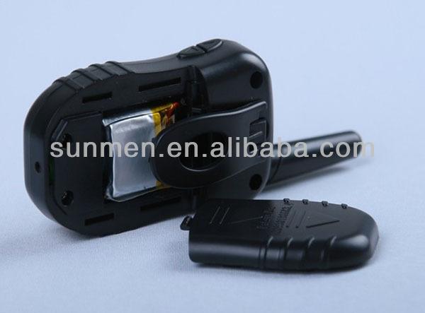 waterproof 300 meters LCD Remote control dog Training Collar bark stop collar