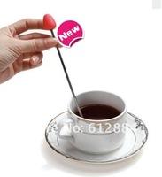 Swizzle палочки розы и тюльпаны кофе мешалкой мошенничество прилипает 1026