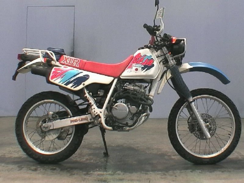 XLR 250 BAJA MD22 Used HONDA Motorcycle