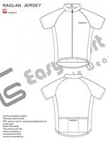 MTB , Short sleeve jersey