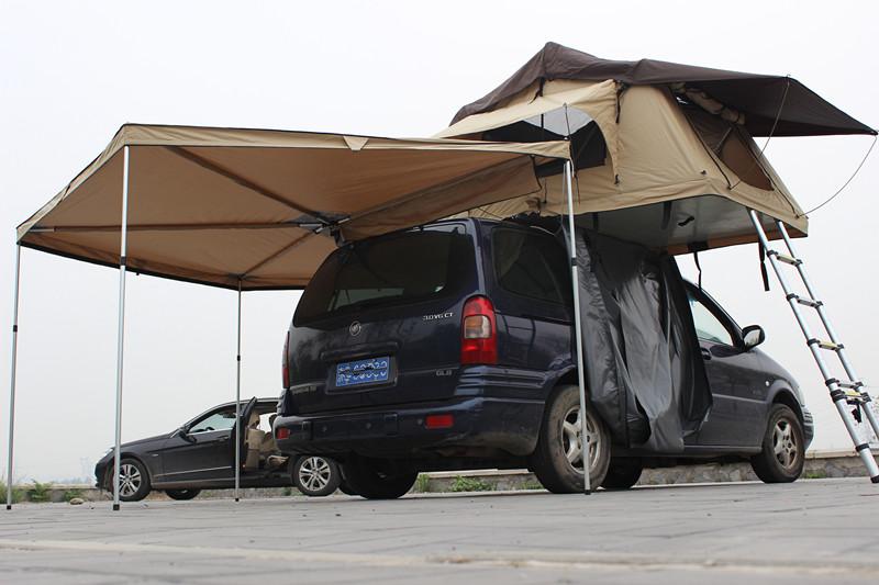 Tente camping car