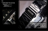 Наручные часы retail couple watch, Brand SINOBI with diamond high quality best xmas gift 9148