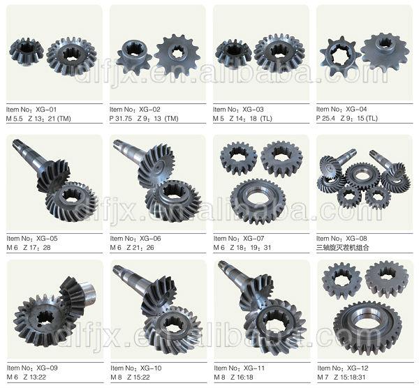ratavator gear 11
