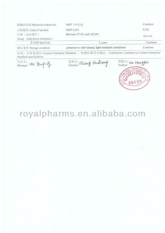Iopromide Between 97.0% and 102.0% 73334-07-3