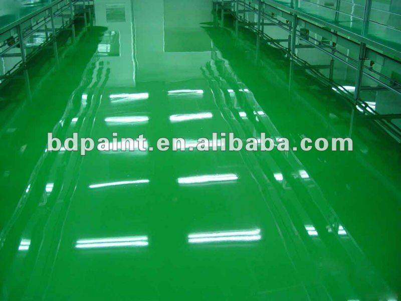 Epoxy floor paint for factory ,garage ,Tourney Field