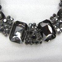 1set/lot Wedding Bridal Bridesmaid Earring Necklace Fashion Jewelry Set WA34-1
