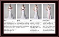 Свадебное платье Bridals v