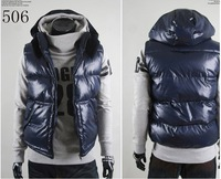 Мужской жилет Winter's Mens Cotton Hoodie Vest 6A20