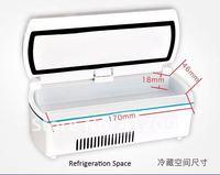 Холодильники и морозильные камеры Hotel Mini Refrigerator for medicine, Diabetic insulin pen case