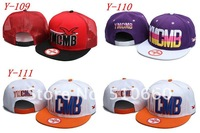 Мужская бейсболка Sample order, Y.M.C.M. Snapback Baseball caps/hats china post 15-30 days.mix order