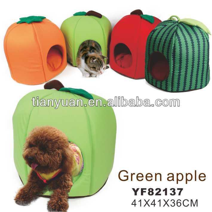 Fruits shaped dog house