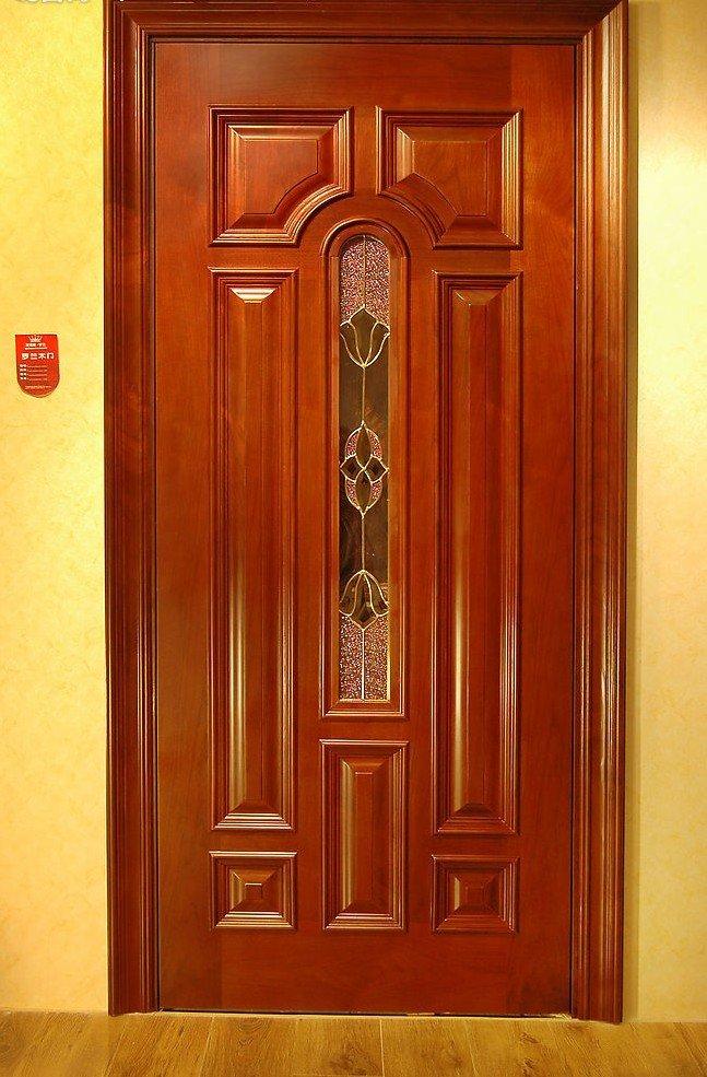 Puertas de madera para casa