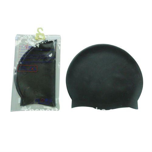 Latest new hot super soft matte surface silicone swim cap