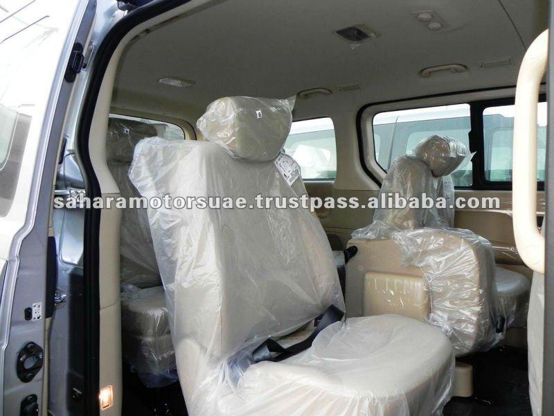 NEW HYUNDAI H1 2.5L DIESEL 12 SEAT MINI BUS 2013