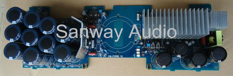Fp14000 2 canal 14000 W 2 ohms Stable amplificateur Audio