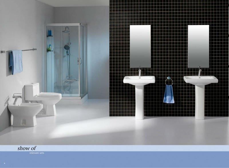 Ceramic Sanitary Ware Modern Design Room7Modern Sanitary Ware Showroom