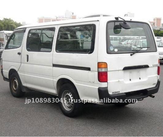 Toyota Hiace Van Japanese used van Japanese used cars