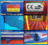 Надувной батут HUAAO CE/UL , HAWS001