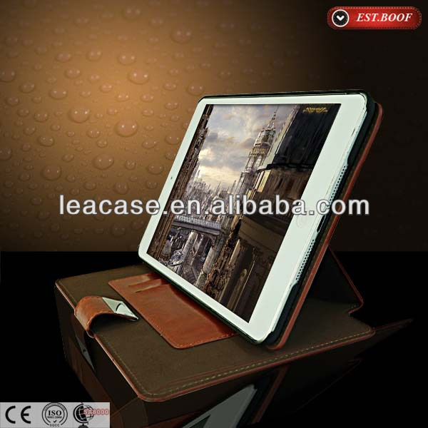 Protective PU Leather Flip Open Case for iPad mini Wholesale Alibaba