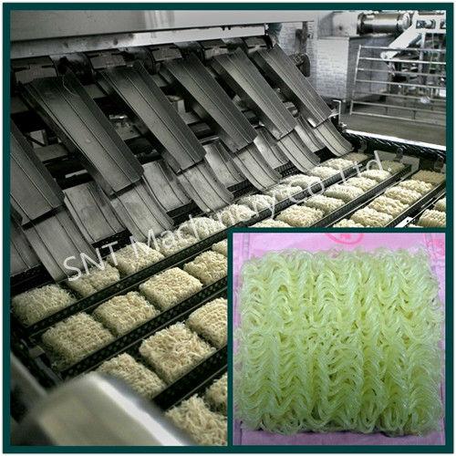 Automatic Industrial Instant Rice Flour Noodle Production line