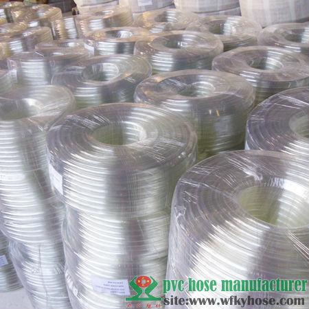 flexible transparent clear Vinyl Hose