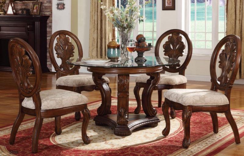 Juegos de salas de madera - Muebles antiguos de comedor ...