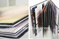 Infrared CNC paper album cutting machine