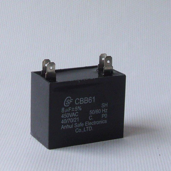 kondensator CBB65/CBB61/CBB60