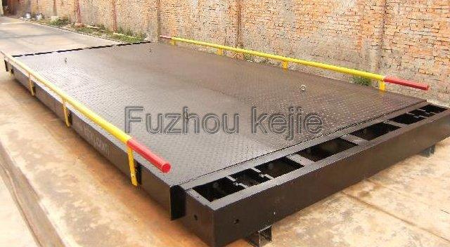 modular escala eletrônica do caminhão para a pesagem de