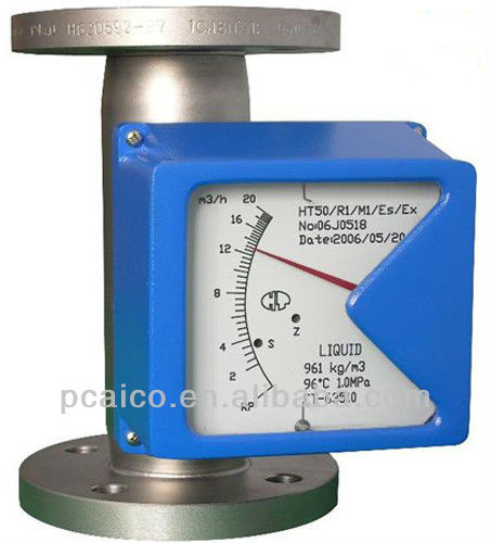HT-50 Metal Float sanitary flow meter