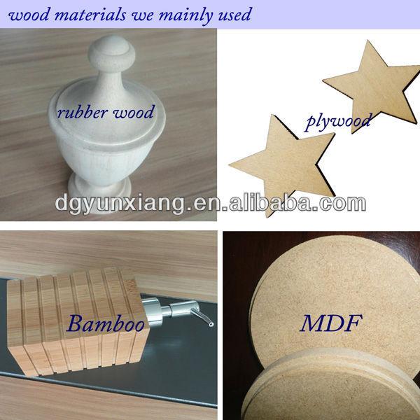 wood top Cosmetic jar with Facial Mask Spatula Wood Spatulas