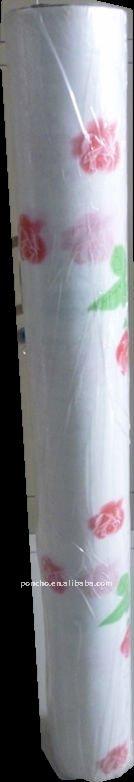 PVC plastic film for table