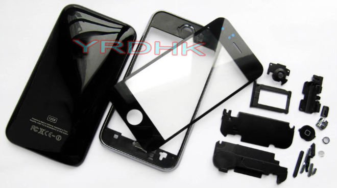 3gs 32gb black full housing 55 01