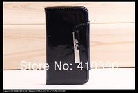 Чехол для для мобильных телефонов FASHION Stand Leather Wallet case for iphone 5 5g, Luxury with Card Holders