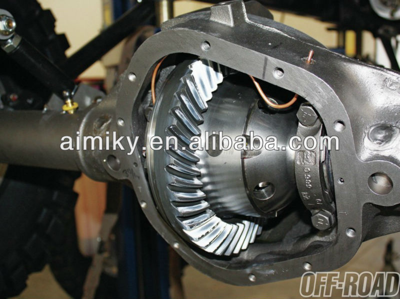 High quality air locker differential locker Land Rover Defender 110,130,County RD161