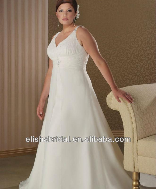 Plus Size Wedding Dresses Under 100.00 120