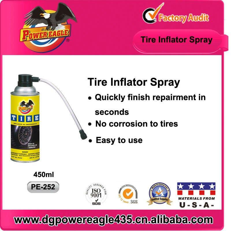 450ml Emergency Car Tire Sealant