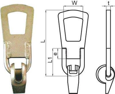 Precast Lifting Stud / Spherical head anchor