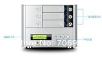 Сетевое хранение данных ORICO NAS /htpc /blu/ray HDD