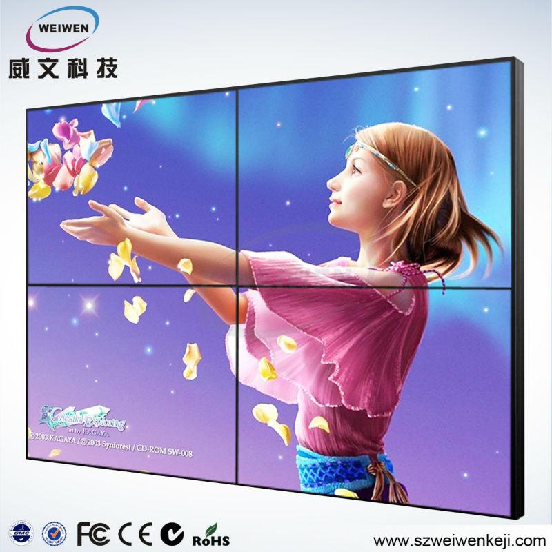 new display products samsung led video wall make led dot matrix display Ultra narrow